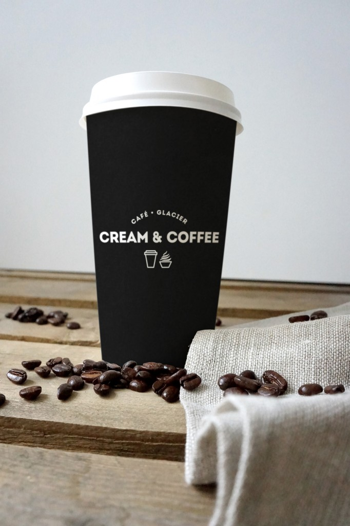 04_one coffee cup mockup